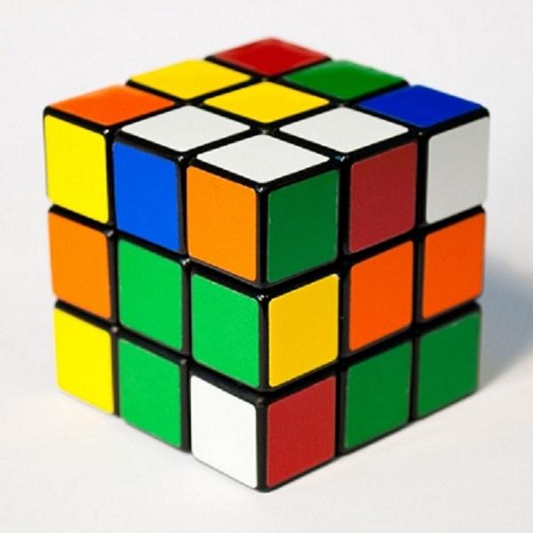 Dasar Permainan Puzzle Rubik