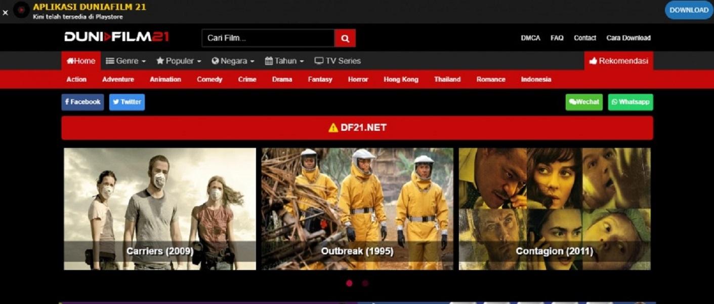 4 Rekomendasi Situs dan Cara Download Film Indonesia Secara Gratis