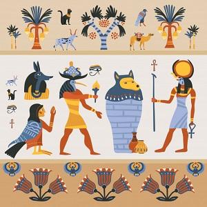 12 Dewa Mesir Dalam Mitologi yang Populer