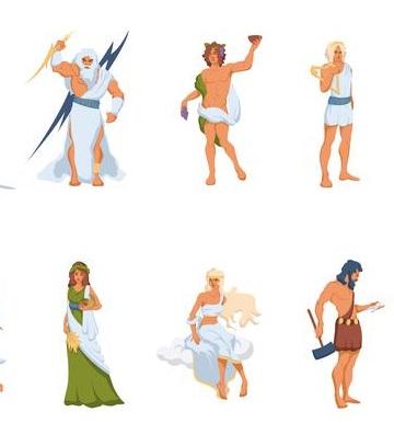 7 Dewa Mitologi Yunani Yang Populer Dan Dipercaya Masyarakat Yunani Kuno